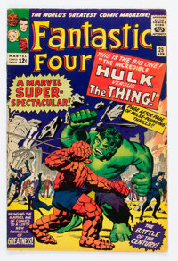 Fantastic Four #25 (Marvel, 1964) Condition: FN-