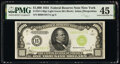 Fr. 2211-B $1,000 1934 Light Green Seal Federal Reserve Note. PMG Choice Extremely Fine 45