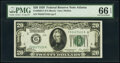 Small Size:Federal Reserve Notes, Fr. 2050-F $20 1928 Federal Reserve Note. PMG Gem Uncircul...