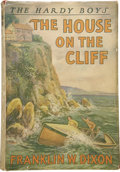 Books:Children's Books, Franklin W. Dixon. The House on the Cliff....