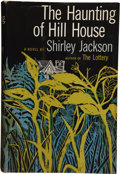 Books:First Editions, Shirley Jackson. The Haunting of Hill House. New York: TheViking Press, 1959....
