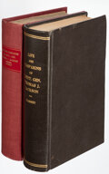 Books:Americana & American History, Robert L. Dabney. Two copies of the Life and Campaigns of Lieut.-Gen. Thomas J. Jackson, (Stonewall Jackson). New Yo... (Total: 2 Items)