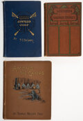 Books:Americana & American History, Thomas Nelson Page, et al. Group of Three Books Detailing Civil War Soldier Life. London and New York: 1892-1906.... (Total: 3 Items)