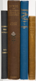 Books:Americana & American History, Mary A. H. Gay; et al. Group of Four Books on Life in the South During the Civil War. Atlanta; etc.: Various publishers, 189... (Total: 4 Items)
