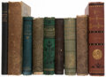 Books:Americana & American History, Charles Gayarré. Group of Nine Books, Biographies and Louisiana History. Various places: Various publishers, 1851-1903. Incl... (Total: 9 )