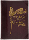 Books:Periodicals, Louis Shepheard Moat [editor]. Frank Leslie's Illustrated History of the Civil War. New York: Mrs. Frank Leslie, [18...