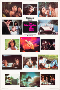 The Reincarnation of Peter Proud & Other Lot (American International, 1975). Rolled, Fine/Very Fine. Posters (3) (40...