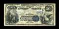 National Bank Notes:Pennsylvania, Pittsburgh, PA - $10 1882 Date Back Fr. 542 The Duquesne NB Ch. #(E)2278. ...