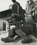 Movie/TV Memorabilia:Photos, Doctor Zhivago (10) Behind-the-Scenes and Special Portrait Photographs, Including David Lean Directing (MGM, 1965). ...