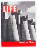 Magazines:Vintage, Life #1 (Time Life, 1936) Condition: FN....