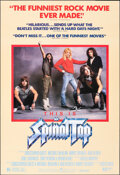"""Movie Posters:Rock and Roll, This is Spinal Tap (Embassy, 1984). Rolled, Very Fine-. One Sheet (27"""" X 39.5""""). Rock and Roll.. ..."""