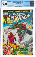 Bronze Age (1970-1979):Superhero, The Amazing Spider-Man #122 (Marvel, 1973) CGC VF/NM 9.0 Off-white to white pages....