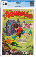 Silver Age (1956-1969):Superhero, Aquaman #2 (DC, 1962) CGC VG/FN 5.0 Off-white pages....