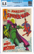 Silver Age (1956-1969):Superhero, The Amazing Spider-Man #66 (Marvel, 1968) CGC FN- 5.5 Off-white pages....