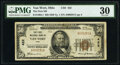 National Bank Notes:Ohio, Van Wert, OH - $50 1929 Ty. 1 The First National Bank Ch. # 422 PMG Very Fine 30.. ...