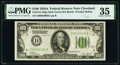 Fr. 2151-D $100 1928A Dark Green Seal Federal Reserve Note. PMG Choice Very Fine 35