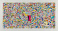 Prints & Multiples, Takashi Murakami X Fujiko F. Fujio. Wouldn't It Be Nice If We Could Do Such a Thing, 2019. Screenprint in colors on smoo...
