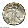 Proof Walking Liberty Half Dollars: , 1936 50C PR68 PCGS. To date (2/04), this is the single ...