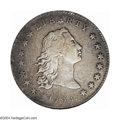 Early Dollars: , 1794 $1 VF20 Details, Repaired, NCS. B-1, BB-1. The 1794 ...