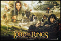 """Movie Posters:Fantasy, The Lord of the Rings Trilogy (New Line, 2003). Rolled, Very Fine+. Mini Poster (20"""" X 13.5""""). Fantasy.. ..."""