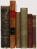 Books:Americana & American History, Robert Russell; et al. Group of Six Books on North American Agriculture. Various places: Various publishers, 1857-1886.... (Total: 6 Items)