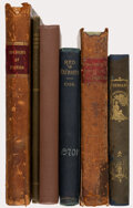 Books:Americana & American History, Samuel G. Drake; et al. Group of Six Books Related to Southeastern Native Americans. Various places: Various publishers, 183... (Total: 6 Items)