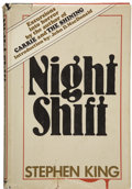 Books:First Editions, Stephen King. Night Shift....