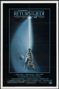 "Movie Posters:Science Fiction, Return of the Jedi (20th Century Fox, 1983). One Sheet (27"" X 41"")Style A. Science Fiction...."