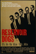 "Movie Posters:Crime, Reservoir Dogs (Miramax, 1992). One Sheet (27"" X 40""). Crime...."