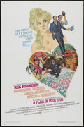 """Movie Posters:Comedy, A Flea in Her Ear (20th Century Fox, 1968). One Sheet (27"""" X 41"""").Comedy...."""