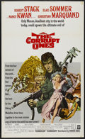 """Movie Posters:Crime, The Corrupt Ones (Warner Brothers, 1967). One Sheet (27"""" X 41"""").Crime...."""