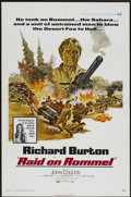 "Movie Posters:War, Raid on Rommel (Universal, 1971). One Sheet (27"" X 41""). War...."