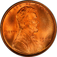 1909 VDB 1C Doubled Die Obverse, FS-1102, MS67 Red PCGS. CAC....(PCGS# 37636)