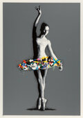 Prints & Multiples, Martin Whatson (b. 1984). Passe, 2019. Screenprint in colors on paper. 31-1/2 x 22 inches (80 x 55.9 cm) (sheet). P.P.. ...