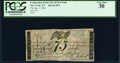 Colonial Notes:New York, New York, NY- Corporation of the City of New York 75¢ Jan. 3, 1816 Harris H74 PCGS Very Fine 30.. ...