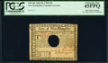 Colonial Notes:New Hampshire, New Hampshire April 29, 1780 $20 PCGS Extremely Fine 45PPQ.. ...