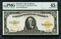 Large Size:Gold Certificates, Fr. 1173 $10 1922 Gold Certificate PMG Choice Extremely Fine 45 EPQ.. ...