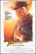 """Movie Posters:Action, Indiana Jones and the Last Crusade (Paramount, 1989). Rolled, Very Fine+. One Sheet (27"""" X 40.5""""). SS Advance, Drew Struzan ..."""