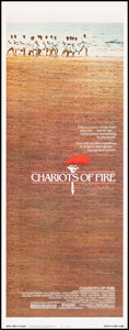 """Movie Posters:Drama, Chariots of Fire & Other Lot (Warner Bros., 1981). Rolled, Very Fine+. Inserts (3) (14"""" X 36""""). Drama.. ... (Total: 3 Items)"""