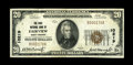 National Bank Notes:West Virginia, Fairview, WV - $20 1929 Ty. 1 The First NB Ch. # 10219. This is byfar the nicest example from a very rare bank in any f...