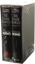 Books:First Editions, Stephen King: Limited Signed The Dark Tower VII: The Dark TowerVolume One and Volume Two. (Hampton Falls: Donald M. Gra...