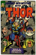 Silver Age (1956-1969):Superhero, Journey Into Mystery #123 (Marvel, 1965) Condition: VF+....