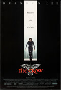 """Movie Posters:Action, The Crow (Miramax, 1994). Rolled, Very Fine+. One Sheet (27"""" X 40"""") SS. Action.. ..."""