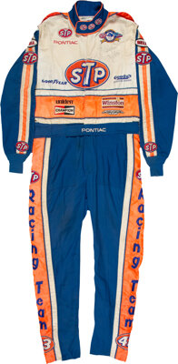 1991 Richard Petty Race Worn & Signed NASCAR Winston Cup Series Fire Suit