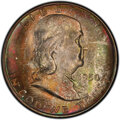 1950-D 50C MS66+ Full Bell Lines PCGS. PCGS Population: (127/4 and 34/1+). NGC Census: (22/1 and 4/0+). CDN: $900 Whsle...