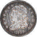1836 H10C Large 5C -- Cleaned -- NGC Details. XF. Mintage 1,900,000. ...(PCGS# 4287)