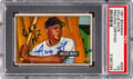 Autographs:Sports Cards, Signed 1951 Bowman Willie Mays #305 PSA VG 3, PSA/DNA Certified Auto....