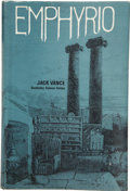 Books:First Editions, Jack Vance. Emphyrio....