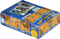 Basketball Cards:Unopened Packs/Display Boxes, 1980 Topps Basketball Wax Box With 36 Unopened Packs - One...