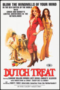"""Movie Posters:Adult, Dutch Treat & Other Lot (ASOM Distributing, 1977). Folded, Very Fine+. One Sheets (2) (25"""" X 38"""" & 27"""" X 41"""") CC Artwork. Ad... (Total: 2 Items)"""